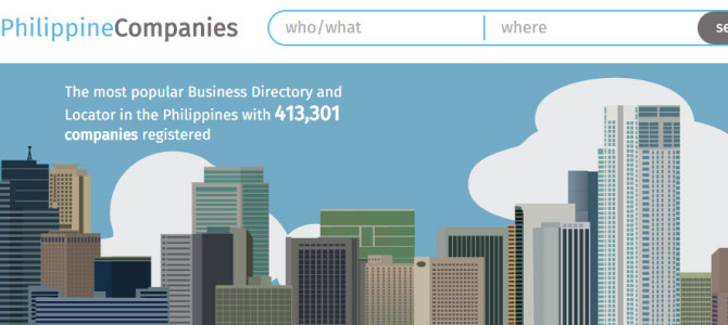 New Look and Features for PhilippineCompanies.com!